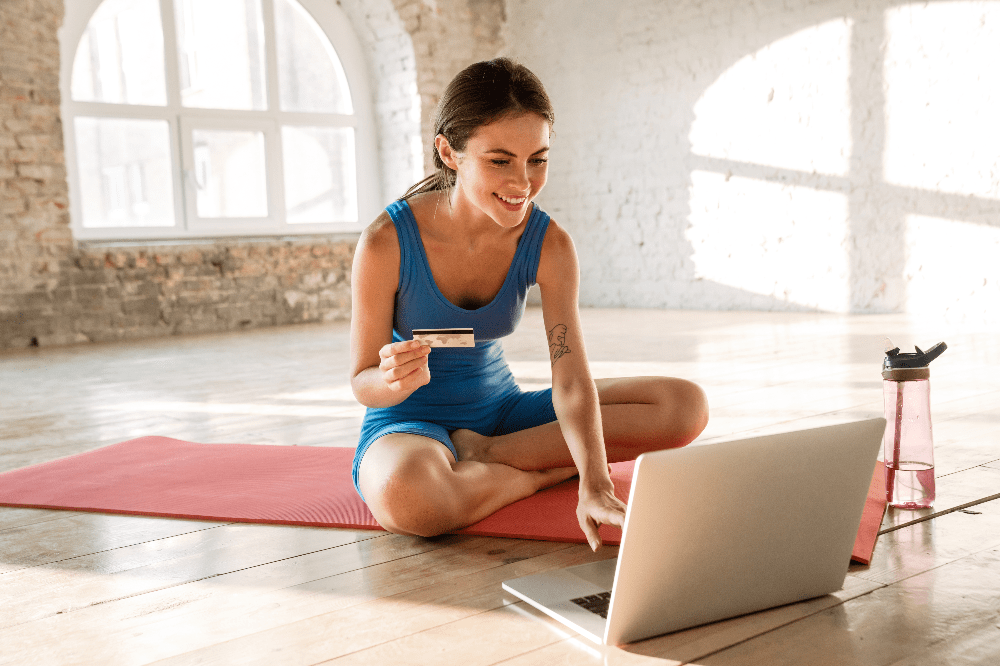 How To Monetize Your Workout Videos