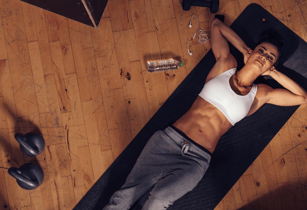 rest after workout